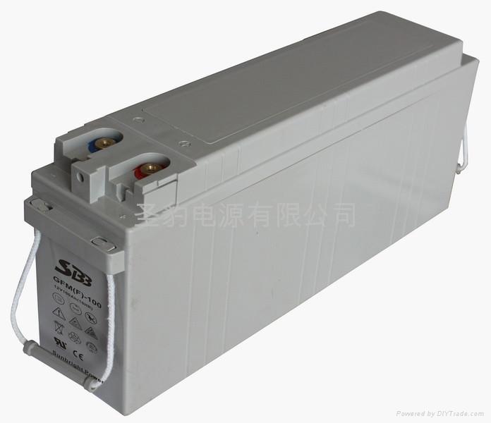 太陽能風能專用儲能聖豹電池 3