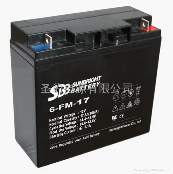 聖豹電池割草機專用 1