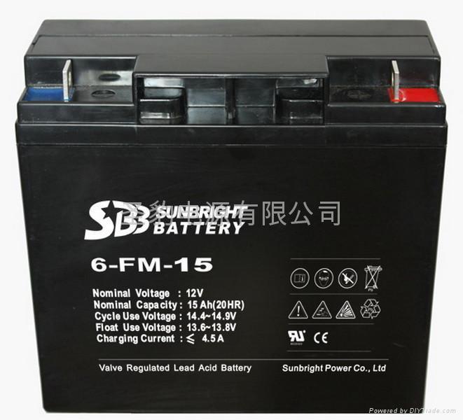 聖豹電池割草機專用 2