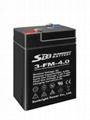 6V4Ah  7Ah 10Ah 免维护蓄电池