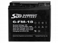UPS高功率蓄電池12V18Ah 1