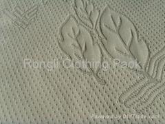 jacquard polyester fabric