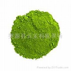 美國NOP和歐盟EEC標準有機綠茶粉(600目)