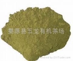 美国NOP和欧盟EEC标准有机白茶粉(1200目)