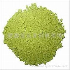 国际认证NOP和EEC标准有机绿茶粉(300-500目)