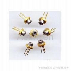405nm Blue-violet CW 120mW diode