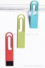New Clip Mini USB Drive(P-T393)