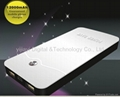 12000mAh Portable Mobile Power Bank with
