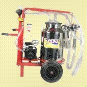 KING TYPE MOBİLE SEMI-OIL SINGLE MILKING (MAK-001 Y)