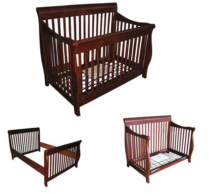 Baby crib - 125 - HWM (China Manufacturer) - Children & Baby