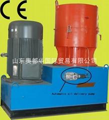 high capacity wood pellet mill