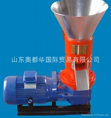 CE approved small wood pellet mill