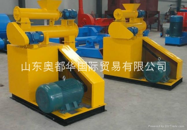350 ring-die pellet mill
