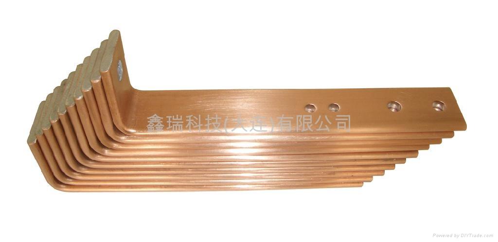 銅包成排成品件加工 1
