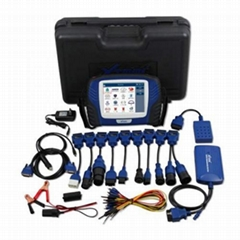 PS2 heavy duty Truck Professional Diagnostic scanner with colorful touch screen