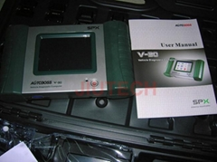 Autoboss V30 universal car automotive diagnostic scanner (Skype: jiutech9705)