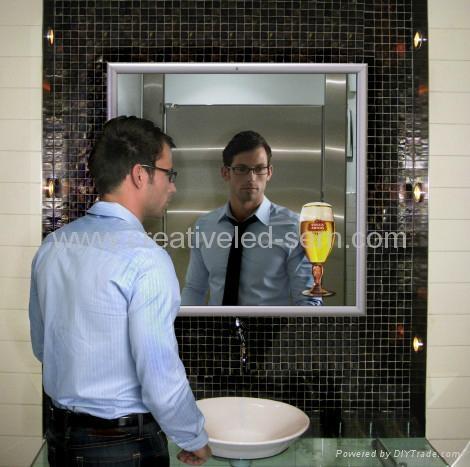 鏡面廣告 3