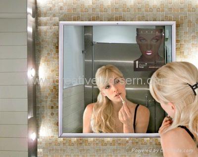 静态镜面广告 1