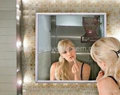 静态镜面广告
