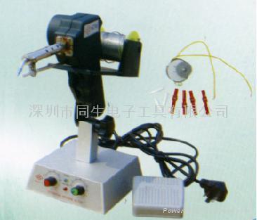 自动焊锡机、脚踏式焊锡机  1