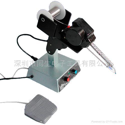 自动焊锡机、脚踏式焊锡机  2