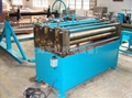 Grooving bending machine