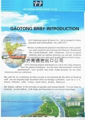 Linyi Gaotong Import & Export Co., Ltd