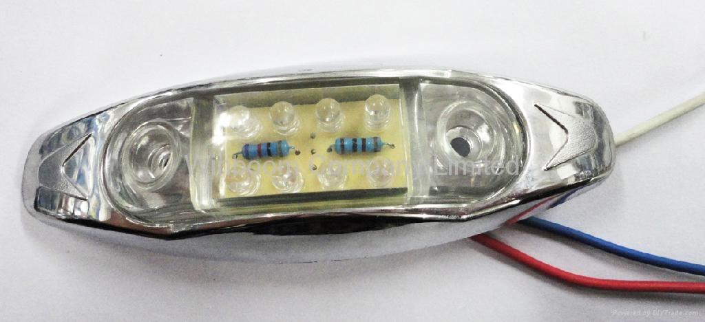 LED Side marker light 1
