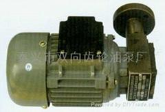 CB-0.8,CB-1,CB-1.2,CB-1.5齿轮油泵