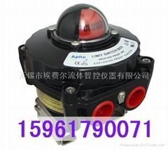ITS300防爆ExdIICT6有源触点阀门信号反馈装置