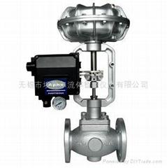 机械式电气控制器配气缸调节阀