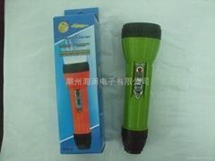 低價促銷非洲外貿手電筒