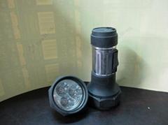 鐵塑手電筒