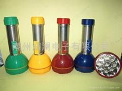 9燈手電筒