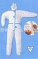 供应医用一次性手足口病防护服
