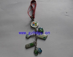 mobile phone pendant