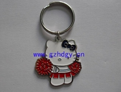 metal key ring.baking keychain,metal keychain,PVC key chain