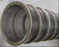 Wedge wire screen cylinders 3