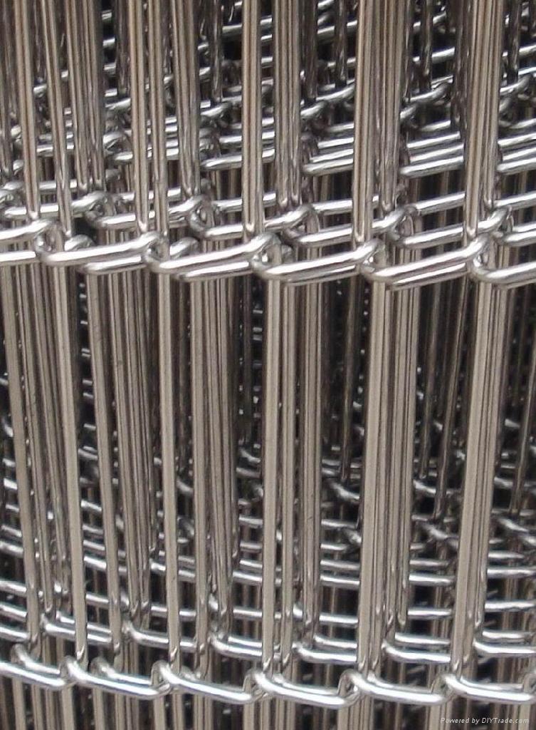Metal conveyor belt 1