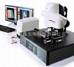 Leica 3D microscope