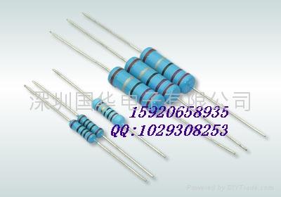 金屬膜電阻器 2