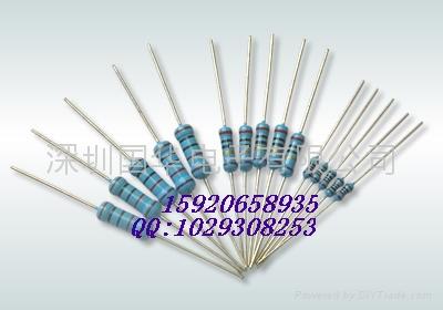 金屬膜電阻器 3