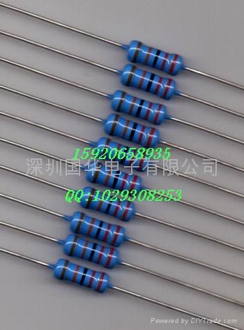 金屬膜電阻器 5