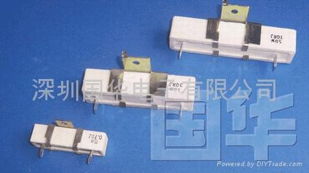 SQH帶支架水泥電阻 4