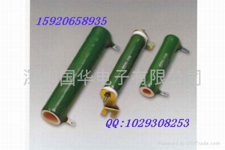 管狀線繞電阻器 1