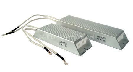 剎車梯形鋁外殼電阻器 1