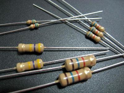 供應碳膜電阻 1