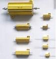 音響功放黃金鋁外殼電阻器 3