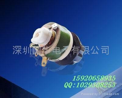 BC1瓷盤可調電阻器 2
