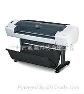 广州市惠普HP DesignjetT770 A0幅面打印机 1